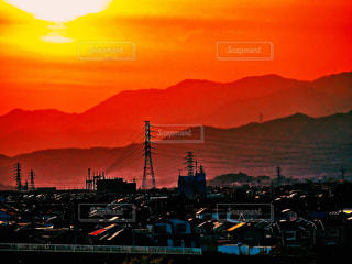 街を染めるの写真・画像素材[1283883]
