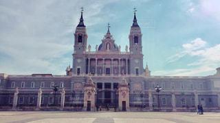 ステキな宮殿の写真・画像素材[1039473]