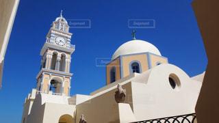 鮮やかな教会の写真・画像素材[1040498]