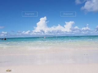 マニャガハ諸島のビーチリゾートの写真・画像素材[1132357]