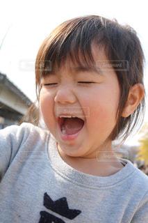 笑顔がいいね♡の写真・画像素材[1040751]