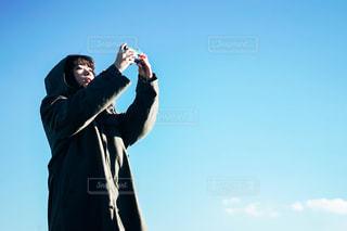 冬空の写真・画像素材[1673950]
