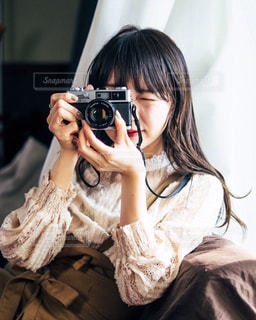 カメラの写真・画像素材[2166852]