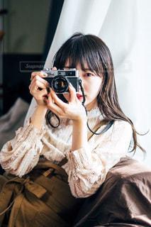 カメラの写真・画像素材[2166854]
