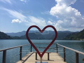 ハート,旅,スロベニア,ブレッド湖
