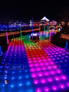 ハウステンボス光の幻想の写真・画像素材[1042238]