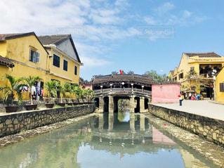 ベトナムにある日本橋。の写真・画像素材[1042275]