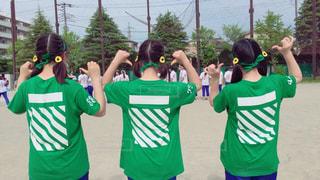 体育祭の写真・画像素材[2617093]