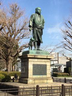 西郷隆盛銅像 - No.1044485