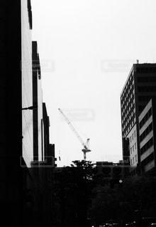 高層ビルの都市の景色の写真・画像素材[1089834]