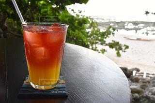 浜辺の茶屋の写真・画像素材[1049328]