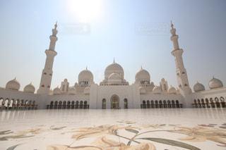 シェイク ・ ザーイド ・ グランド・モスクの写真・画像素材[1044665]
