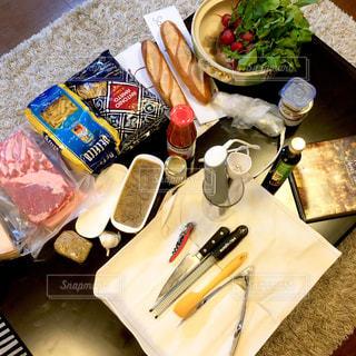 料理の準備の写真・画像素材[1045296]