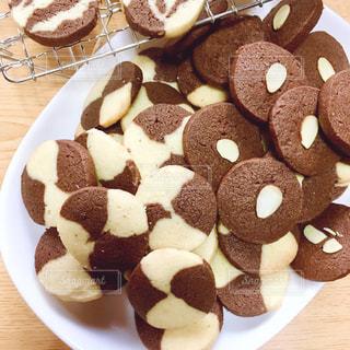 手作りクッキーの写真・画像素材[1045368]