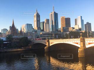 Melbourneの写真・画像素材[1052199]