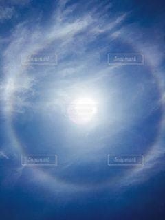 青い空に雲 - No.1204568