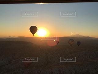夜明けの空との写真・画像素材[1047084]