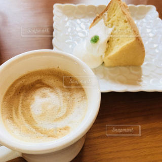 caféの写真・画像素材[1054012]