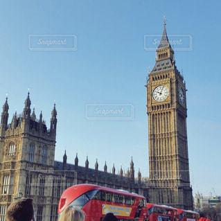 ピーターパンの時計塔🇬🇧の写真・画像素材[1204229]