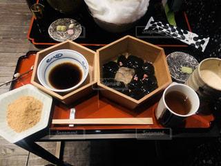 わらび餅とほうじ茶 - No.1049020
