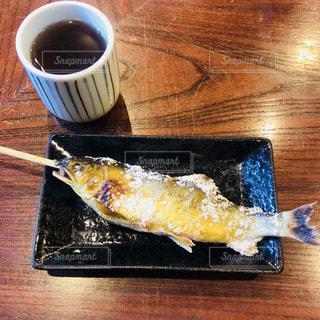 鮎とほうじ茶 - No.1050843