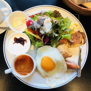 軽井沢の朝食♡の写真・画像素材[1207791]