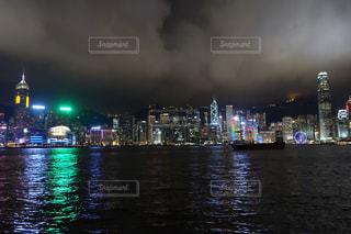 世界一の夜景をの写真・画像素材[1049391]