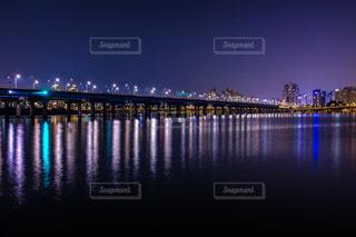 ヨイドの夜景の写真・画像素材[2038786]
