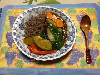 野菜カレーの写真・画像素材[1085452]