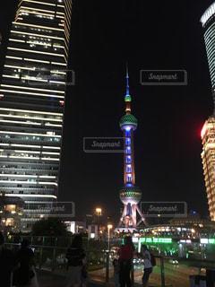 上海 タワーの写真・画像素材[1052959]