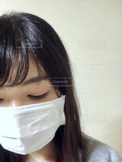 マスクの写真・画像素材[1060399]