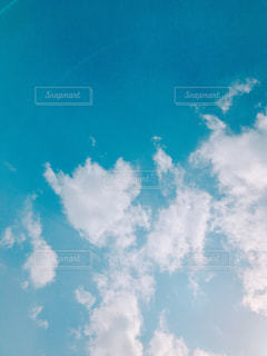 空には雲の写真・画像素材[1136974]