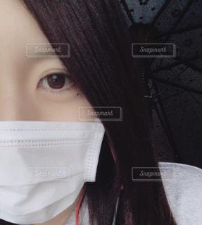 マスク生活の写真・画像素材[1060175]