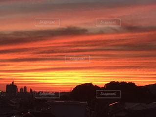 夕日,雲,綺麗,夕焼け,夕暮れ,sunset
