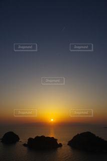 海,空,夕日,太陽,綺麗,夕焼け,sunset