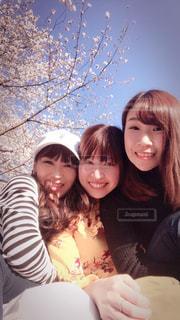 女性,20代,自然,空,屋外,親子,花見,ピクニック,東京都,Snapmart,仲間,お出かけ,光が丘公園,インスタ映え,娘っ子