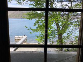 窓からの眺めの写真・画像素材[1166713]