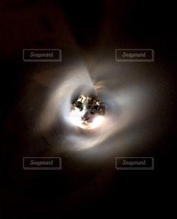のぞき穴の写真・画像素材[1197840]