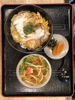 きっと日本一美味しいカツ丼の写真・画像素材[1072260]