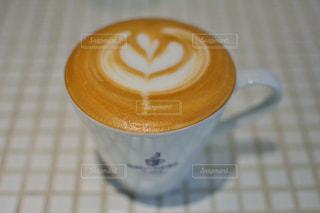latte artの写真・画像素材[2324122]