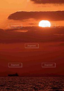 夕日の写真・画像素材[1269949]