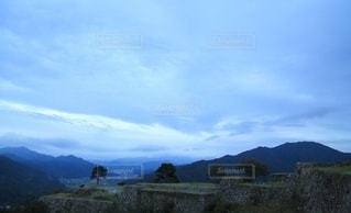 自然,風景,空,秋,秋空,竹田城跡