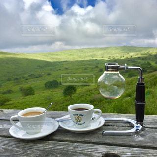 夢のようなカフェの写真・画像素材[1163761]
