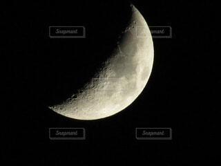 自然,風景,空,黒,暗い,月,天文学