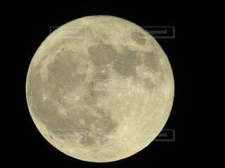 自然,風景,空,白,黒,月,満月,クレーター,月面,天文学