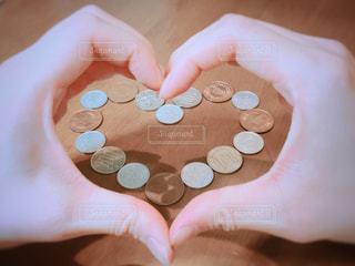 お金ラブの写真・画像素材[1112813]