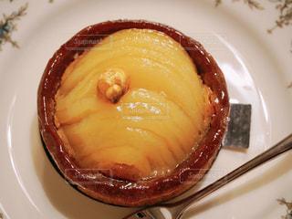 エリックカイザーのリンゴのタルトの写真・画像素材[1882603]