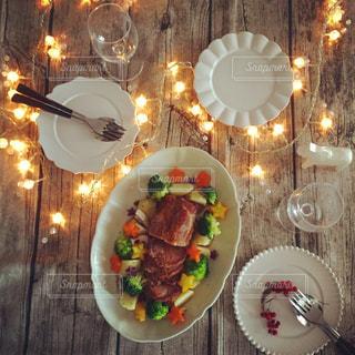 食事の写真・画像素材[202618]