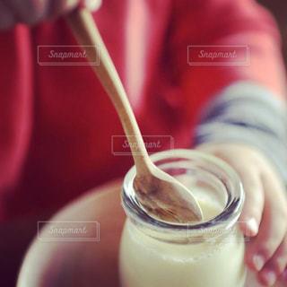 一杯のコーヒーの写真・画像素材[841512]