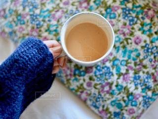 一杯のコーヒーの写真・画像素材[937327]